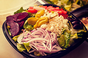 Cottage Inn's Delicious Salads